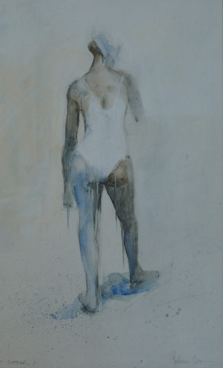 'Wet Bather #10' $700 Graham Crow