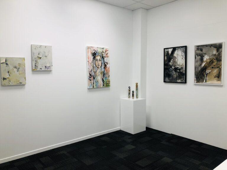 Ulemj Glamuzina exhibition