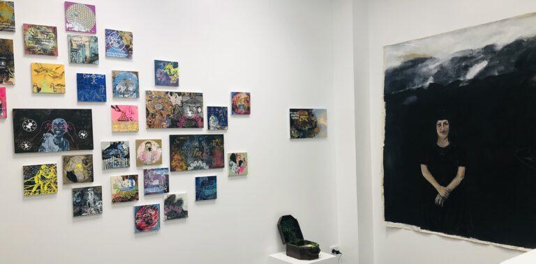 Freckle exhibition